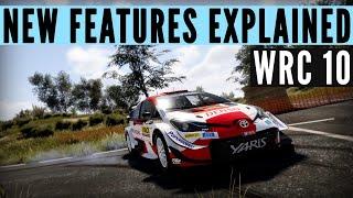 WRC 10 vs WRC 9: NEW features explained