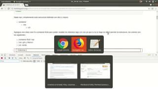 Herramientas de Desarrollo en Firefox y Chrome: Inspector HTML y CSS