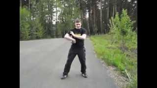 Тренировка нунчаку фристайл