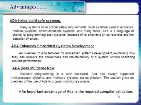 ADA real time systems