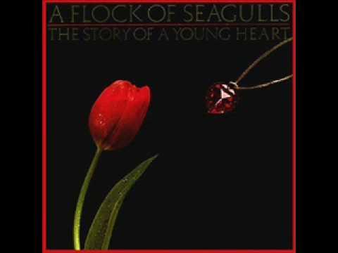A Flock of Seagulls — Never Again (The Dancer) — Listen