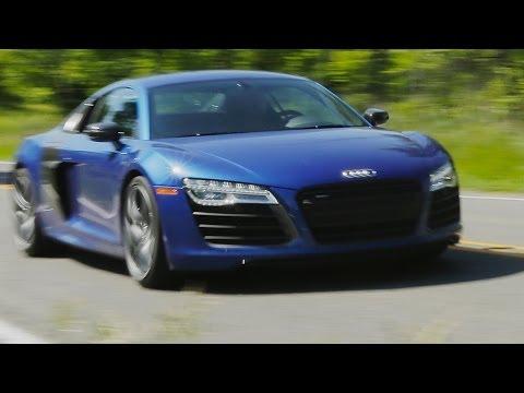 2014 Audi R8 V10 Plus | AROUND THE BLOCK