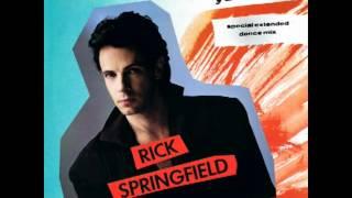 Rick Springfield - Celebrate Youth (Dance Mix)