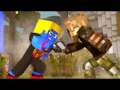 Minecraft: NORDESTE VS NORDESTE ‹...