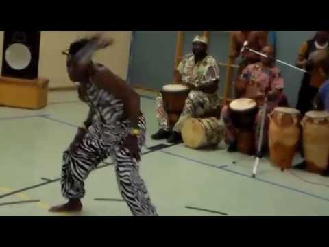 LAWRENCE OTOO  FOUND RISING DANCE CONCERT 2014