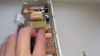видео СВЧ платы. Панель микроволновки. Купить панель управления микроволновка (сенсорная панель)