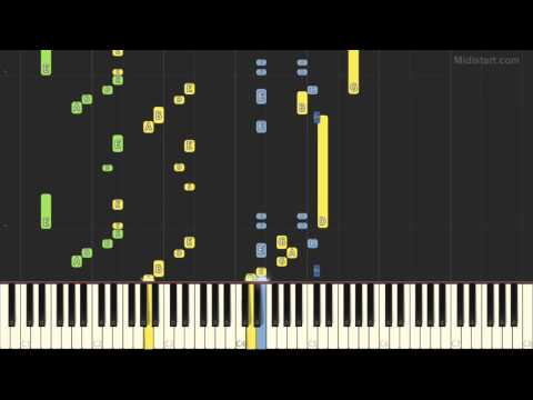 Wild Cherry - Play That Funky Music (Piano Tutorial) [Synthesia Cover]