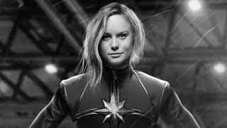Brie Larson - Face Transformation | #wahyoutube