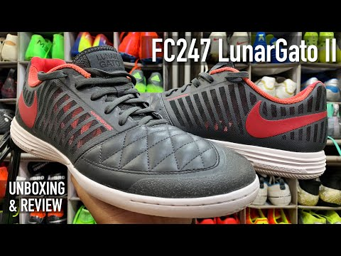 NIKE FC247 LunarGato II | UNBOXING & REVIEW 🔥