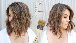 CLAY LIGHTENER & HOW TO BALAYAGE