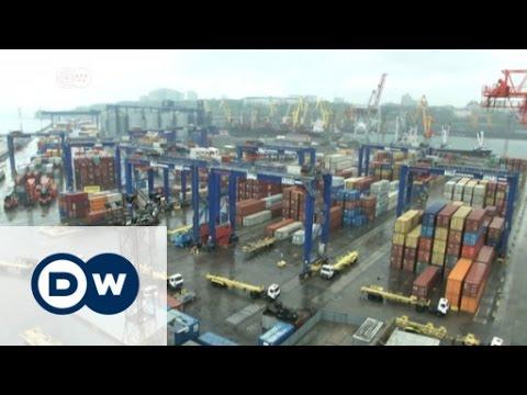 Odessa: Customs agency battles corruption | DW News