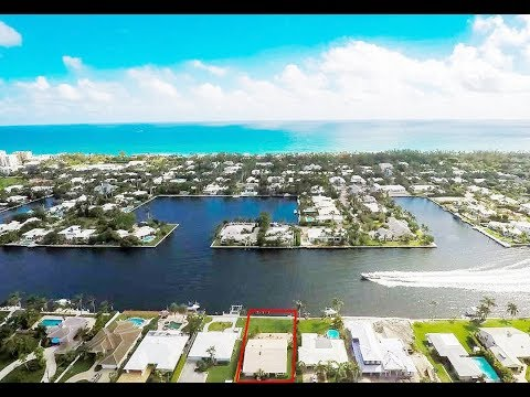 Waterfront Home For Sale in Delray Beach | Intracoastal Waterway | Home Finds