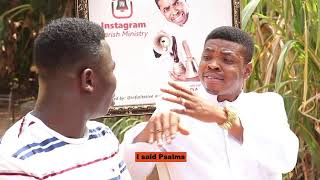 Daniel, The Dreamer. (to be continued) - Woli Agba Skit
