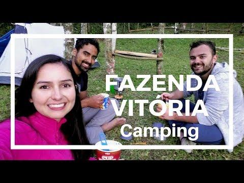 Fazenda Vitória, São Luiz do Paraitinga, Parte 2 - Camping   Go Travel 2 Live