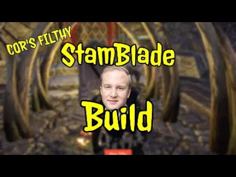 ESO Stamina Nightblade PVP PS4NA Elsweyr [Large Group] by oDxbbs