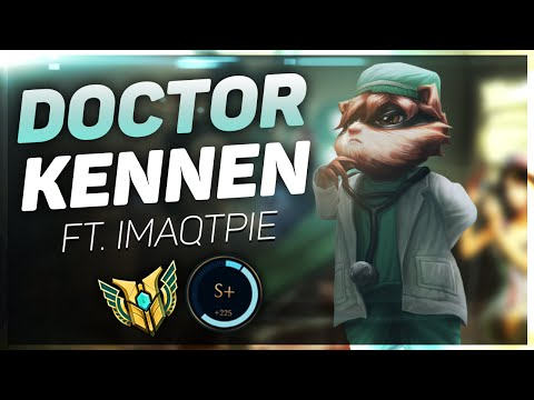 Voyboy: S+ DOCTOR KENNEN ft. Imaqtpie