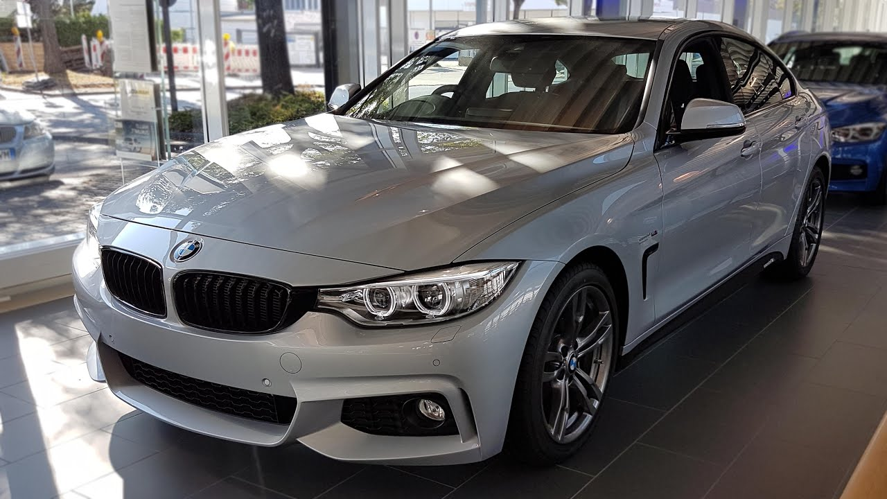 2017 bmw 418d gran coup modell m sport youtube. Black Bedroom Furniture Sets. Home Design Ideas