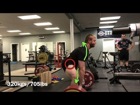 Anchoring Hips for Better Deadlifts