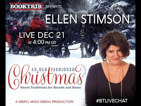 Interview with Ellen Stimson, author of An Old-Fashioned Christmas