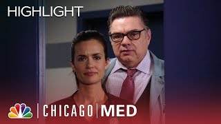 Trust Your Instincts - Chicago Med (Episode Highlight)