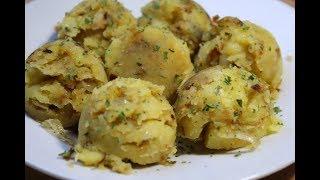 ВАРЕНО-ЖАРЕНАЯ КАРТОШКА - еще один рецепт приготовления картошки