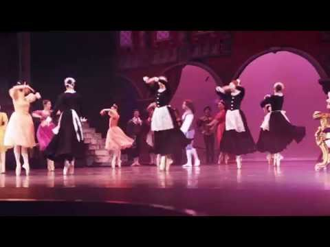 Behind the Curtain - Orlando Ballet's Beauty and the Beast