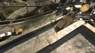 Dying Light  CEASE AND DESIST find three cans of spray paint