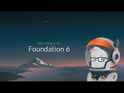 Tutoriel Foundation : Foundation 6