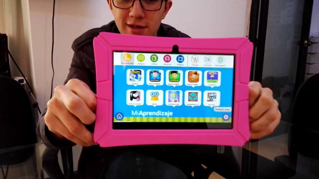 Tablet Epik Educativa para Niños y Niñas - Android para adultos