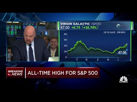 Why Virgin Galactic Stock Took Off Friday