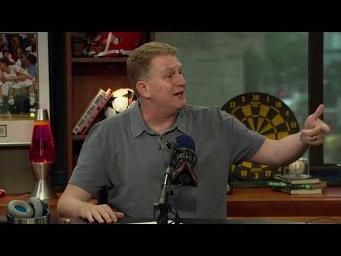 Actor Michael Rapaport In-Studio on The Dan Patrick Show | Full Interview | 6/27/17