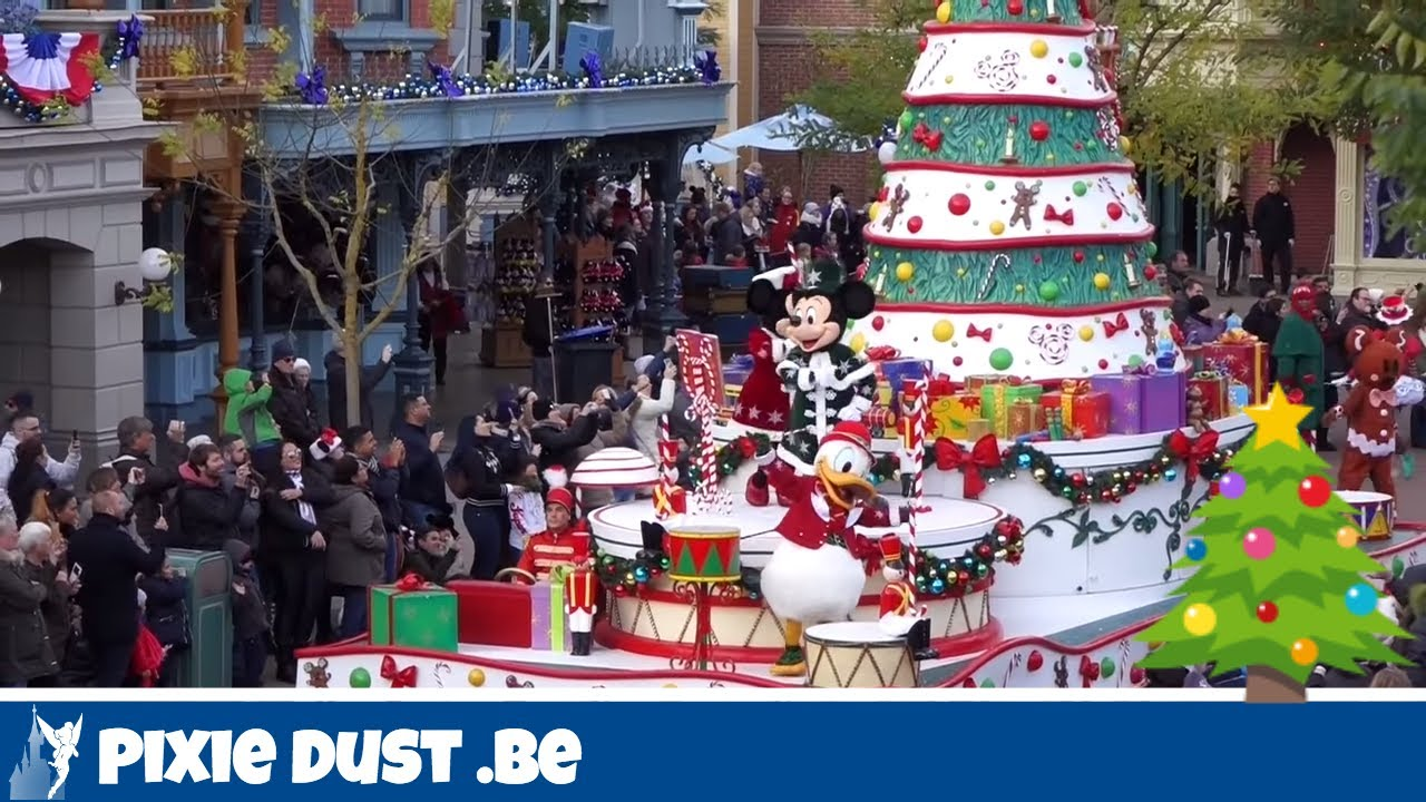 Christmas In Disneyland Paris.Are You Ready For Christmas 2018 In Disneyland Paris