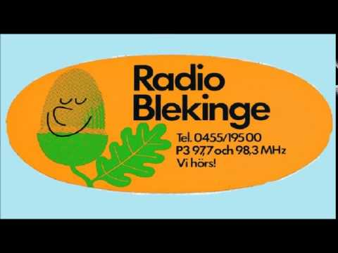 Radio Blekinge  - 1980-08-15.
