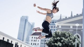Freestyle Ladies - Amazing Parkour Beauty Girls