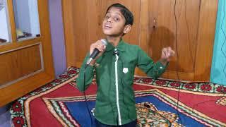 Main Tenu Samjhawan Ki ..... With Karaoke ...... Sung ....... By ....... Shreshth Niranjan