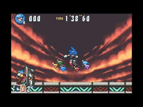Sonic Advance 3: Ex-Demo 2 (Digital Reconstruction)
