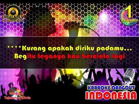 TAJAMNYA CINTA - Meggy Z (Karaoke Dangdut Indonesia)