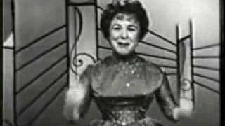 """Johnny One Note"" sung by Eydie Gorme"