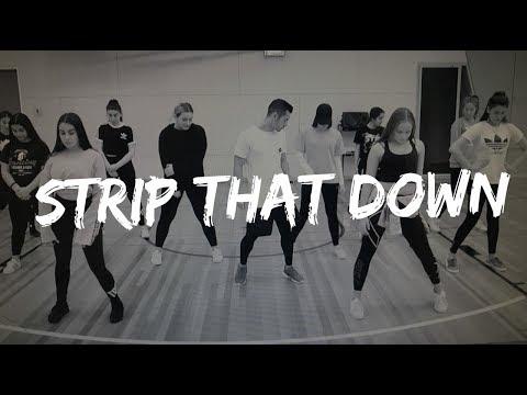 """Strip That Down"" - Liam Payne | Andrew Dowton Choreography"