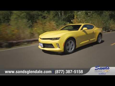 Download 2017 Chevy Camaro Sands Chevrolet In Glendale Az