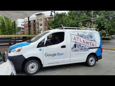 Google Fiber talks about progress in Atlanta