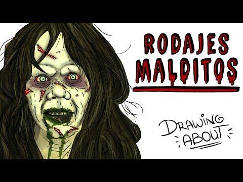 RODAJES MALDITOS | Draw My Life de Películas Malditas