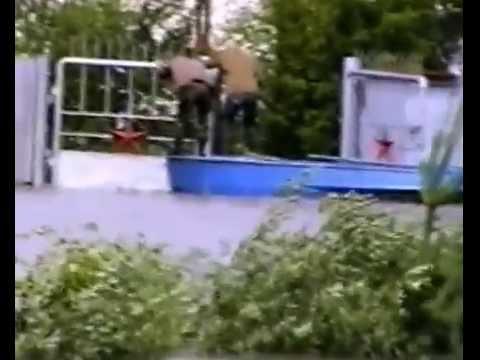 ЦДС - Наводнение 2001