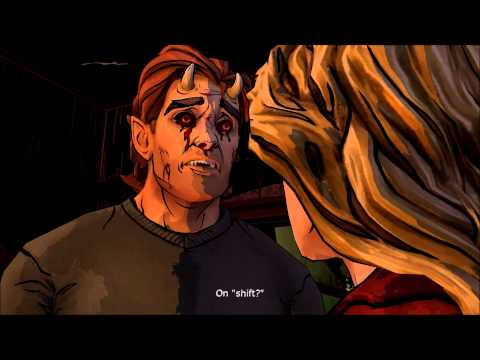 The Wolf Among Us!  Episode 2 Finale!