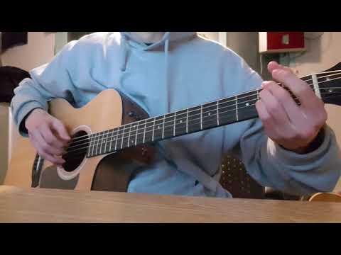 헨리(Henry) - Monster 기타반주버전 Guitar Cover 노래방 karaoke Chords