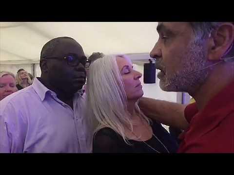 Mas Sajady   Mind Body Spirit Wellbeing Festival - Birmingham: Ascendance to Unconditional Love
