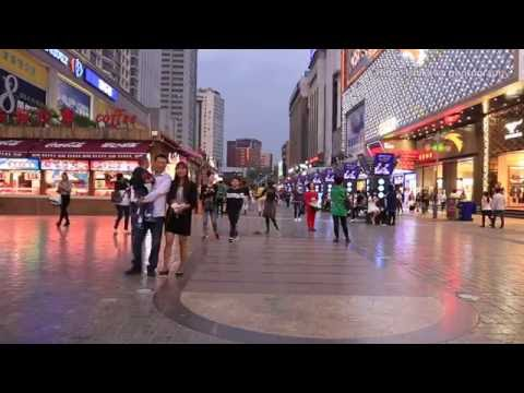 Kunming/Yunnan/China 昆明/雲南省/中国 /変貌を遂げる雲南の都市