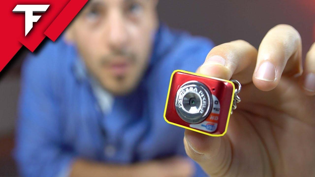 Die Kleinste Kamera Der Welt Ist So Ein Scheiss Youtube