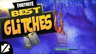 Melhores Glitches Fortnite