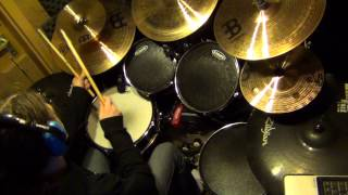 Amon Amarth - Cry of the Black Birds Drum Cover